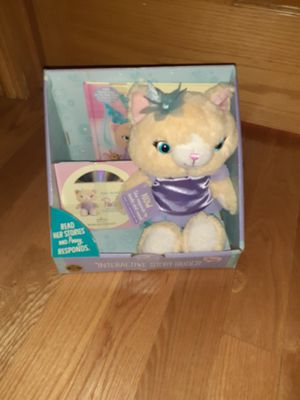 Interactive Story Buddy P O S E Y Read her stories and POSEY responds! for Sale in Oak Lawn, IL