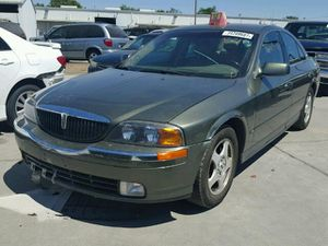 2000 LINCOLN LS PARTING OUT CALL TODAY for Sale in Rancho Cordova, CA