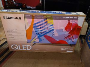 """TV SAMSUNG QLED 55""""(Q60T) for Sale in Norcross, GA"""