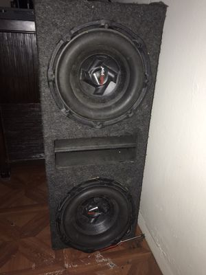Audio pipe Subs for Sale in New York, NY