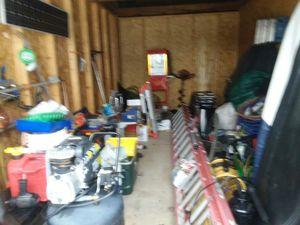 Storage unit best offer one item or all for Sale in Rhinelander, WI