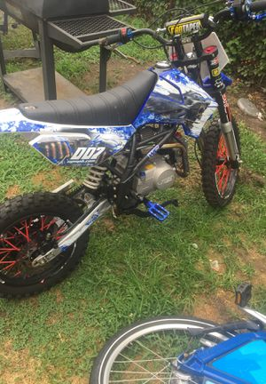 125 Dirt Bike for sale | Only 2 left at -70%