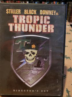 Tropic Thunder DVD for Sale in Clear Lake Shores,  TX