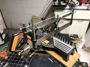 Jorgensen Mitre Box and Saw for Sale in Bethesda, MD