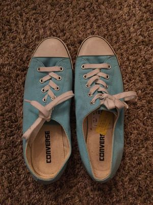 Converse woman shoes for Sale in Dearborn, MI