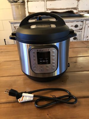 Instant Pot for Sale in Edmonds, WA