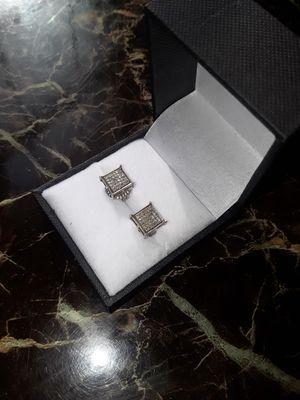 Earring diamond for Sale in Washington, DC