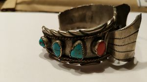 Native American watch cuff for Sale in Rockville, MD