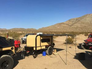 Teardrop, small camper Texas Trailer. for Sale in San Diego, CA