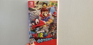 Super Mario Odyssey for switch. for Sale in Wesley Chapel, FL