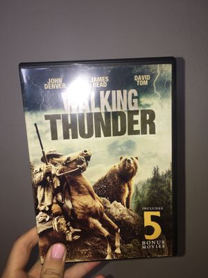 Walking Thunder Movie for Sale in Strongsville, OH