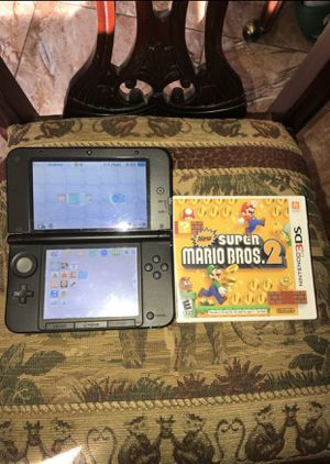 Nintendo 3DS XL w/Mario Game for Sale in Katy, TX