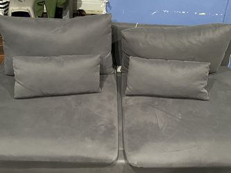 IKEA Sofa + Chaise for Sale in Jersey City,  NJ
