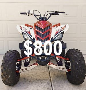 ✅Ask for 💲 800 urgentl 2008Yamaha Raptor700rr for Sale in Columbus, OH