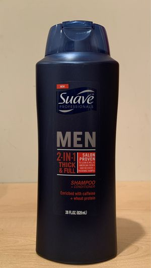 Big 28 oz Suave Men 2-in-1 shampoo/conditioner for Sale in Alexandria, VA