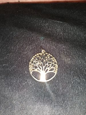 Sterling Silver Tree of Life Pendant for Sale in Liberty, SC