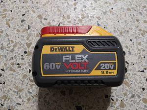 """Dewalt 9.0 battery $100 FIRME"""" for Sale in Miami, FL"""