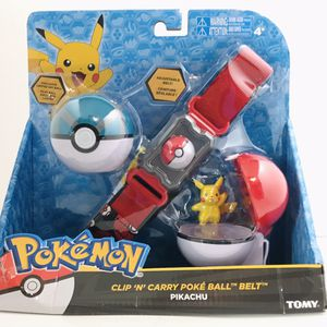 Pokemon Clip 'N' Carry Poke Ball Belt Pikachu by Tomy NIB! for Sale in Evanston, IL