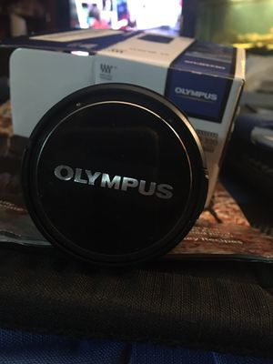 OLYMPUS M.ZUIKO DIGITAL CAMERA LENS for Sale in Jackson, TN