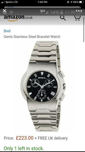 Breil watch for Sale in Haines City, FL