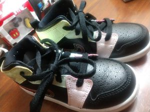 Child Size 8 Air Jordans for Sale in Aurora, CO