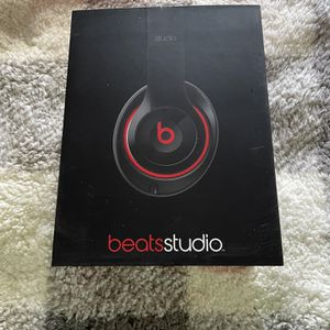 Beats By Dre Studio 2.0 Headphones Wired for Sale in Castro Valley, CA