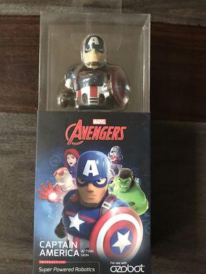 Captain America ozobot skin for Sale in Oviedo, FL