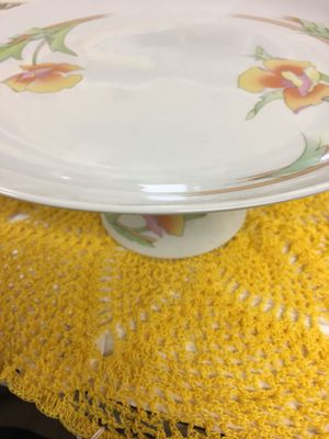 West bury Tuscany cake plate for Sale in Riverside, CA