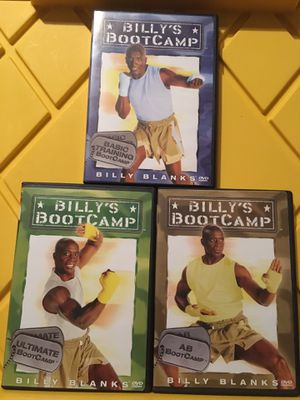 Billy Bootcamp DVD for Sale in Lakewood, CA