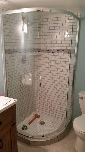 We Sell and Install Frameless Shower Doors! for Sale in Atlanta, GA