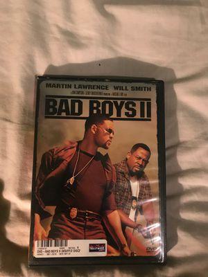 Bad Boys 2 dvd video 2 disc for Sale in Pembroke Pines, FL