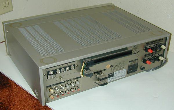 Sony STR-V55 FM Stereo/FM-AM Receiver
