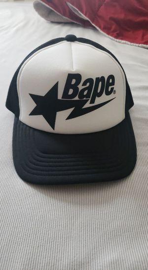 Bape Trucker Hat for Sale in San Jose, CA