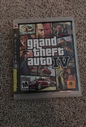 Grand theft auto IV game for Sale in Laveen Village, AZ