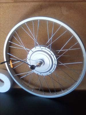 "Brand new 24"" electric bicycle wheel kit for $120 for Sale in Anaheim, CA"