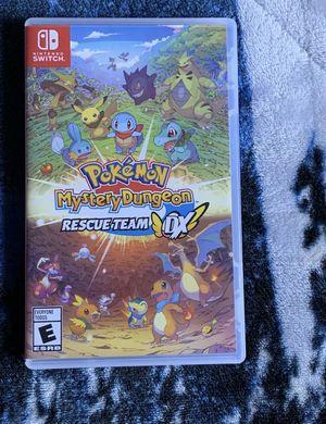Pokémon mystery dungeon dx for Sale in Santa Ana, CA