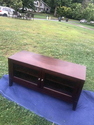 Wooden TV Stand for Sale in Roswell, GA