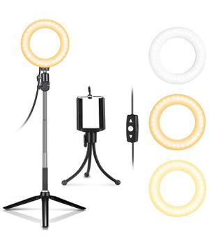 LED Ring Light for Selfie and Portraits for Sale in Chandler, AZ