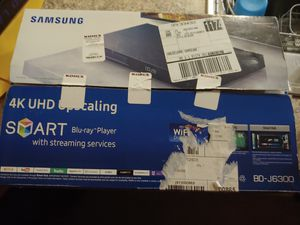Samsung blue ray player for Sale in Buckhannon, WV