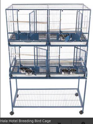 Hala Hotel breeding bird cage for Sale in Boston, MA