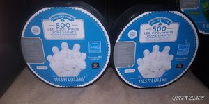 XMAS LIGHTS 500 CT for Sale in Fresno, CA