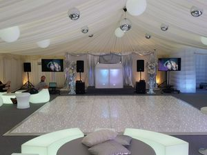 RGB White Starlit Dance Floor for Sale in Antioch, CA