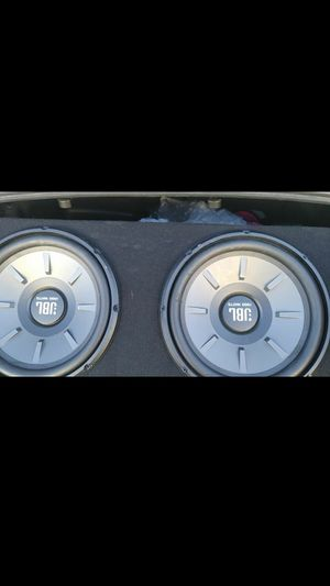 JBL SUBWOOFER 1000WATTS IS THE BEST for Sale in Los Angeles, CA