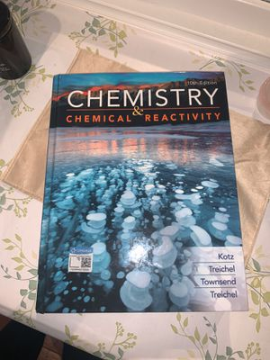 Cengage Chemistry & Chemical Reactivity 10th edition for Sale in Waterbury, CT