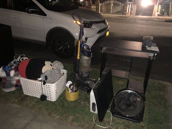 Moving out everything free!!! Pick up