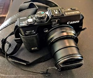 Canon G1X Powershot digital camera for Sale in Sarasota, FL