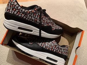 Nike Air Max 1 Premium for Sale in Garden Grove, CA