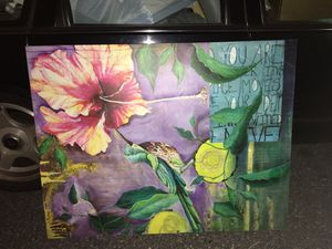 Large canvas painting only 40 for Sale in Glen Burnie, MD