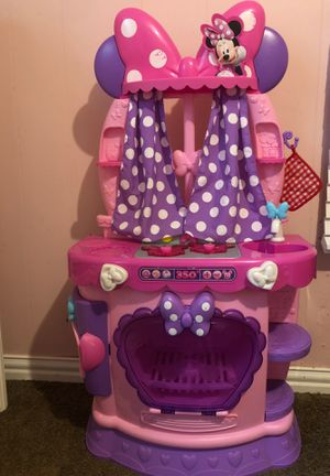 Minnie mouse kitchen for Sale in Alvin, TX