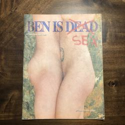1992 Ben Is Dead (Sex) Vol 20/21 Double Issue LA Punk Rock Zine for Sale in Hermosa Beach, CA